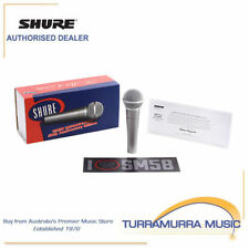 Handheld/Stand-Held Frequency Response Tailored Pro Audio Microphones & Wireless Systems