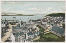 Argyllshire postcard - Oban and the Sound of Mall