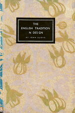 """KING PENGUIN BOOK TITLED """" THE ENGLISH TRADITION IN DESIGN """" BY JOHN GLOAG"""