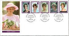 ❤ Ersttagsbrief GB_Prinzessin_Princess_Lady_DIANA_*1961 - ✞1997_Großbritannien