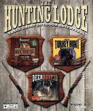 The Hunting Lodge (Three Great Outdoor Adventures) Factory Sealed