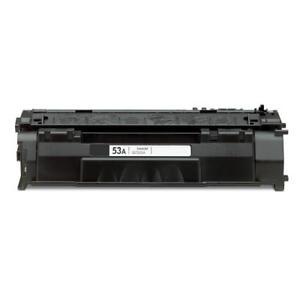 Compatible NON-OEM 53A Q7553A Black Toner Cartridge For HP LaserJet M2727NFS