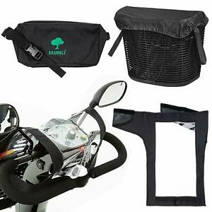 Mobility Scooter Control Panel Tiller Rain Cover Accessories Set Disability Aid