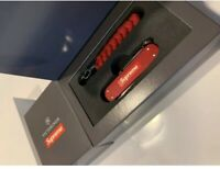 Supreme Victorinox Classic Alox Swiss Knife RED SS19 IN HAND!! SOLD OUT
