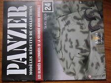 $$ Fascicule Altaya Panzer Blindes allemands de la 2nd GM N°24 Sd.Kfz 250/9