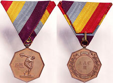 MEDAGLIA MEDAL ROMANIA KOLOZSVÁRI ATLÉTIKAI CLUB 1918-1948 AAC III #N220