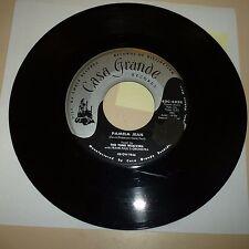 DOOWOP 45 RPM RECORD - THE TUNE WEAVERS - CASA GRANDE 4038