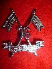 76th Armoured Tank Regiment Cap Badge - Indian Army, Cavalry