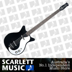 Danelectro '59 Re-issue DC Electric Bass Guitar - w/ 12 Months Warranty.