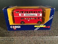 Vintage 1986 CORGI LONDON BUS AND TAXI 469/1 DIECAST SET MINT IN BOX