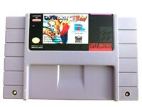 Earthworm Jim - SNES Super Nintendo Game - Original Authentic - Tested - Working