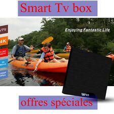 W95 Smart TV BOX Android 7.1 S905W Quad Core 2GB+16GB Core GPU 4K WIFI LED EU