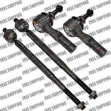 Steering Inner And Outer Tie Rods Set Fits Chrysler Town & Country 01 02 03 04