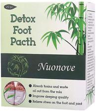 Fußpflaster zur Entgiftung, Detox Vitalpflaster   Qualitativ hochwertig