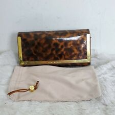 Tory Burch Hard Sunglasses Case & Pouch Only
