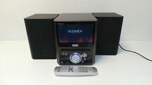 Elonex LNX Cube Home Entertainment TV, DVD and HiFi System