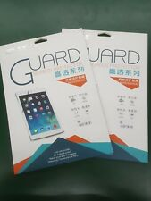2 Screen protectors Anti-shock forSamsung Galaxy Tab 4 Tablet 10.1 New Free Ship