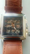 Louis Bolle skeleton automatic  curve glass(Only 1 Model On Ebay And google)
