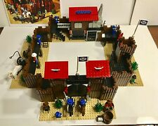 Vintage LEGO Western ~ Set #6769 FORT LEGOREDO ~ 100% Complete w/ Manual reprint