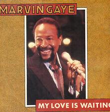 """MARVIN GAYE – My Love Is Waiting (1982 UK VINYL SINGLE 7"""")"""