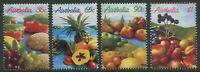 FRUIT IN AUSTRALIA 1987 - MNH SET OF FOUR (BR40-RR)