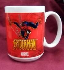 SPIDERMAN Marvel Coffee Mug by Sherwood, Rockville, MD (c)2004