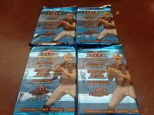 (4 )2000 Fleer Focus FB HOBBY Packs  Brian Urlacher RC?