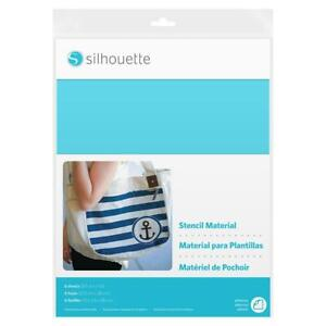 Silhouette Stencil Sheets - Adhesive