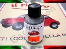 VERNICE RITOCCO SMALTO FIAT 500 CINQUECENTO D'EPOCA GRIGIO MEDIO COD 624 30ml