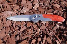 Markenlose Outdoor-Einhandmesser aus Edelstahl
