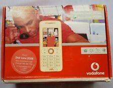 Brand New Original Sony Ericsson Walkman W200i - White (Unlocked) Mobile Phone