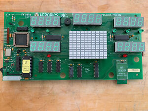Pacemaster Pro Plus 2 PRO SELECT PRO ELITE Display Controller Board