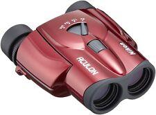 Nikon ACT11RD Binoculars ACULON T11 8-24x25 Porro Prism Red Free Shipping NEW
