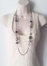 Acrylic Chunky Chain Costume Necklaces & Pendants