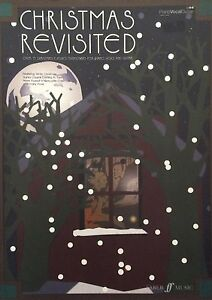 Christmas Revisited - Over 15 Christmas Classics - Faber Music (Shop display)