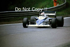 Nelson Piquet Brabham BT52 Belgian Grand Prix 1983 Photograph 2