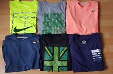 Nike Roger Federer Tennis Training Practice Shirt Gr M gebraucht 6x Nadal