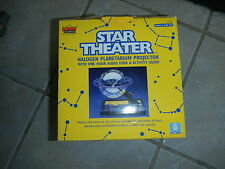 Star Theatre Planetarium - New Sealed - Excellent - Milton Super Science Halogen