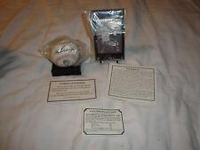 Ken Griffey Jr. Commemorative Baseball & Baseball Card Seattle Mariners Junior