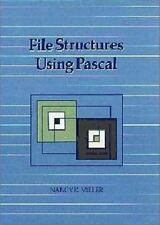 File Structures Using Pascal (The Benjamin/Cummings Series in Computer Science)