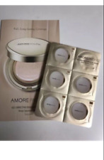 6 AMORE PACIFIC Color Control Cushion Compact Sample .6 oz TOTAL Assorted
