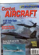 Combat Aircraft 2.6 Tu-95,tU-142,F-5 VMFT-401.F-15,EA-6B Prowler,F4U Corsair