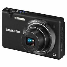Samsung Multiview MV800 16.1MP Digital Camera with 5x Optical Zoom (Black)