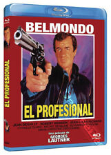 The Professional New Classic Blu-Ray Disc Georges Lautner Jean-Paul Belmondo