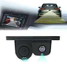2 in 1 Car Parking Rear View Sensors Backup Camera Reversing Radar Night Vision