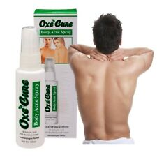 Oxe Cure Body Acne Spray Pimple Treatment Back Chest Neck Arms Skin Moisturizer