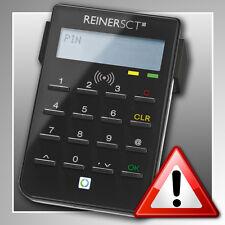 REINER SCT cyberJack® RFID standard ~ Chipkartenleser ~ nPA ~ Personalausweis
