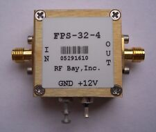Frequency Prescaler 4.0GHz Div 32, FPS-32-4, New, SMA