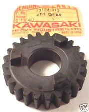 Gear 4th Drive    S1 S2 S3 KH250 KH400 13134-013   Kawasaki NOS