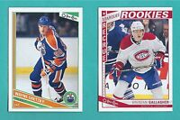 2013-14 O-Pee-Chee Hockey Cards - You Pick To Complete Your Set